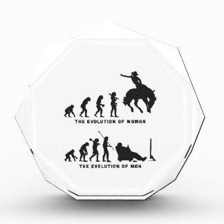 Rodeo Acrylic Award
