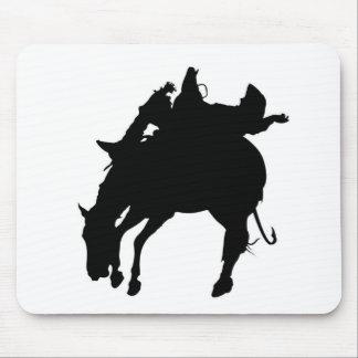 Rodeo - Bareback Bronc 2 - Copy (2) Mousepads