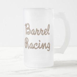 Rodeo Barrel Racing Mug