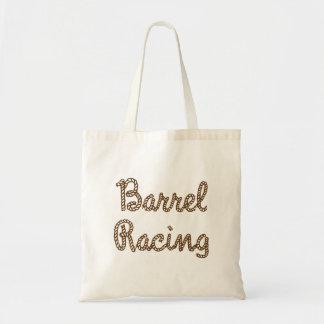 Rodeo ~ Barrel Racing Tote Bag