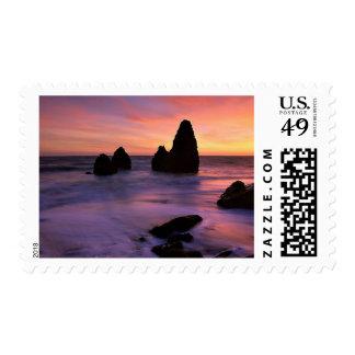 Rodeo Beach Stamp