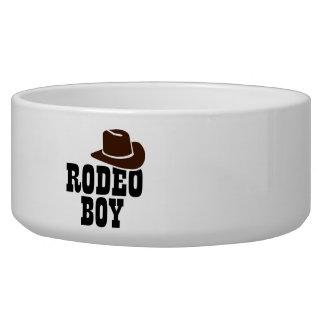 Rodeo boy bowl
