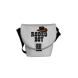 Rodeo boy courier bag