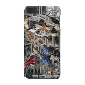 Rodeo Bronco Riding iPod Touch 5G Cover