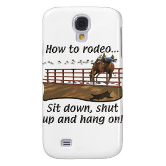 Rodeo - Broncs - cómo al rodeo
