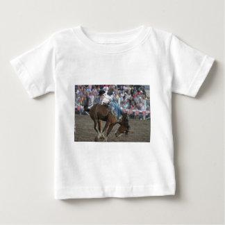 Rodeo Bucking Bronco Baby T-Shirt