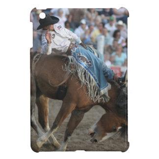 Rodeo Bucking Bronco iPad Mini Cover