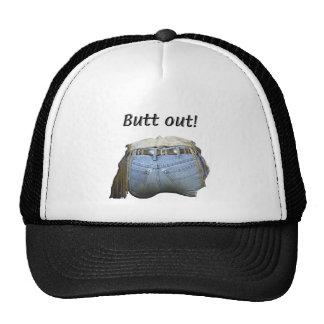 Rodeo - Butt out! Trucker Hat