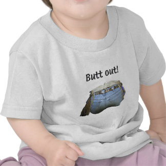 Rodeo - Butt out T Shirts