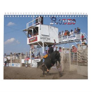 Rodeo Calendar