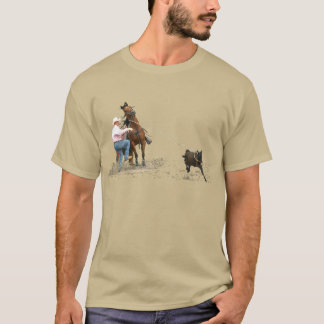 Rodeo - Calf Tying; Calf Roping T-Shirt