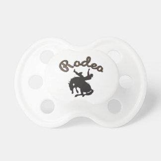 Rodeo Chupetes Para Bebes