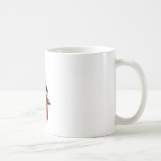 Rodeo Clowns Classic White Coffee Mug