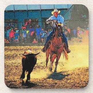 Rodeo Cowboy Coasters