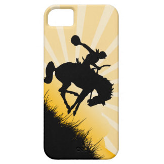 Rodeo Cowboy iPhone Case