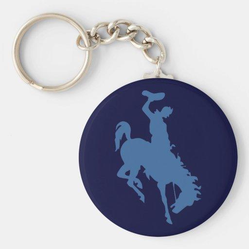 Rodeo Cowboy Key Chain Key Chains