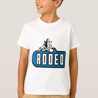 Rodeo Cowboy - Old West T-Shirt