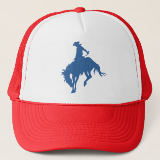 Rodeo Cowboy Trucker Hat