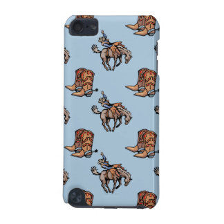 Rodeo Cowboy, Western Boots, Horse, Country iPod Touch (5th Generation) Cover