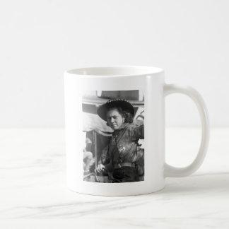 Rodeo Cowgirl: 1940 Coffee Mug