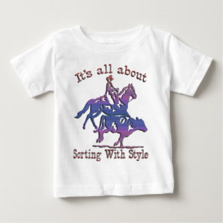 RODEO COWGIRL BABY T-Shirt