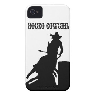 """""""Rodeo Cowgirl"""" Western Blackberry Case"""