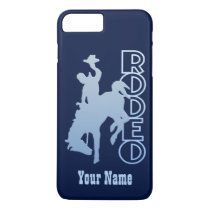 Rodeo custom name phone cases
