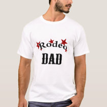 Rodeo Dad T-Shirt
