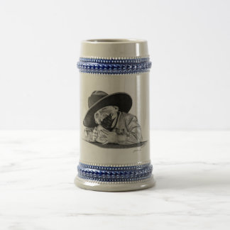 Rodeo Day Beer Stein