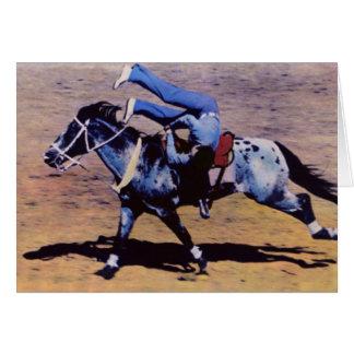Rodeo de Reno Nevada Reno Tarjeta De Felicitación