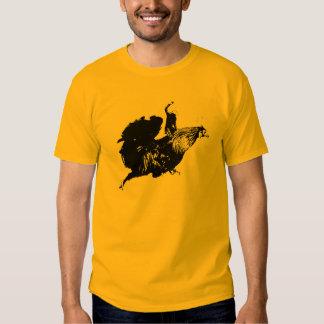 Rodeo del gallo poleras