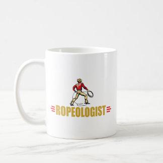 Rodeo divertido taza