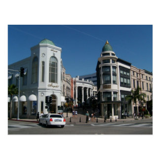 Rodeo Dr. Postcard