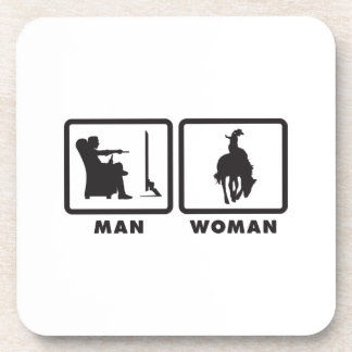 Rodeo Drink Coaster