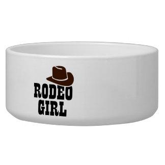 Rodeo girl bowl