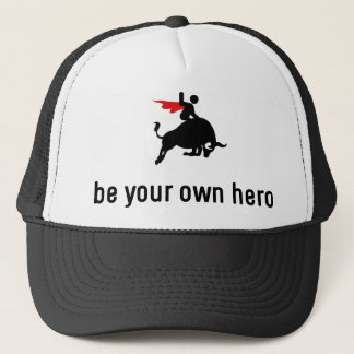 Rodeo Hero Trucker Hat