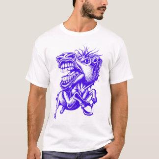 Rodeo Horse Blue T-Shirt
