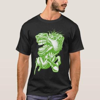 Rodeo Horse Green T-Shirt