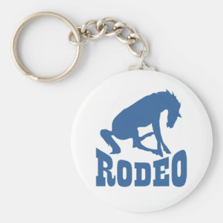 Rodeo Horse  Key Chain Key Chains