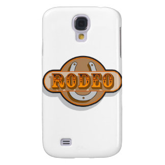 Rodeo Horseshoe Galaxy S4 Cover