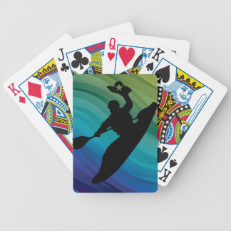Rodeo Kayak Bicycle Playing Cards