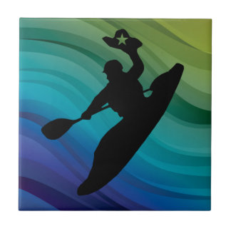 Rodeo Kayak Tile