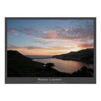 Rodeo Lagoon Poster