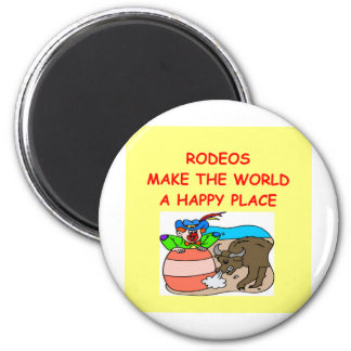 rodeo 2 inch round magnet