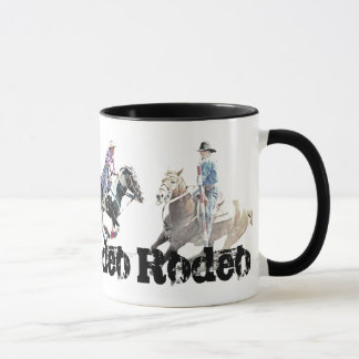 Rodeo, mug