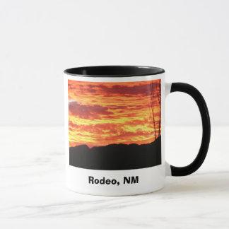 Rodeo, nanómetro taza