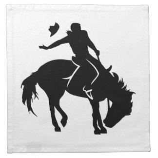 Rodeo Napkin