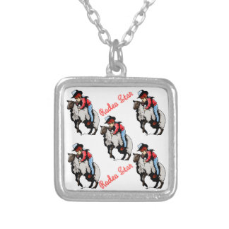 Rodeo Necklace Mutton Busting