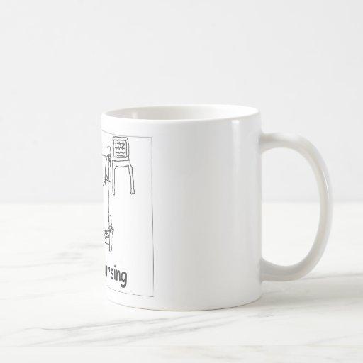 Rodeo Nursing Coffee Mugs