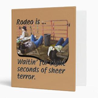 "Rodeo - ocho segundos carpeta 1"""
